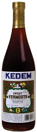 Kedem Vermouth Sweet Kosher